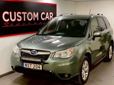 begagnad Subaru Forester 2.0 4WD Lineartronic Euro 6 1