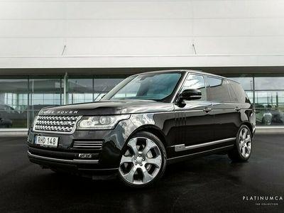 begagnad Land Rover Range Rover Autobiography LWB V8 2015, SUV 749 000 kr