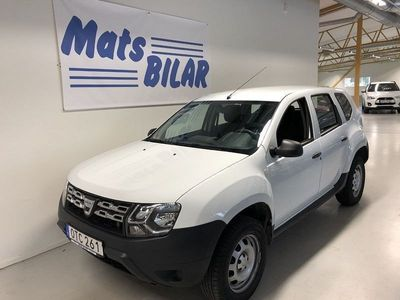 begagnad Dacia Duster 1.6 Ambience 2WD Manuell 5d 105 Hk