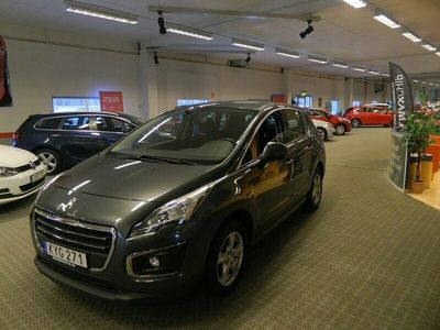 begagnad Peugeot 3008 1.2 e-THP Euro 6 130hk Active Puretech Drag