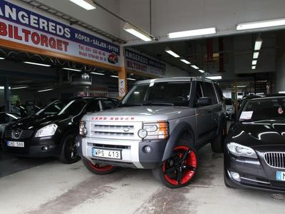 begagnad Land Rover Discovery 2.7 TDV6 4WD Automat 190