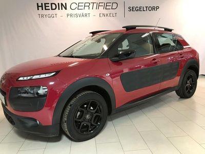 begagnad Citroën C4 Cactus Puretech Automat 2017, SUV 119 000 kr