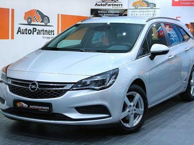 begagnad Opel Astra Sports Tourer 1.4EDIT EU6 125hk VÄLUTRUSTAD