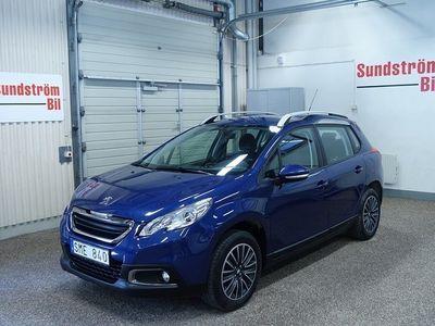 used Peugeot 2008 1.2 82Hk VTi Active