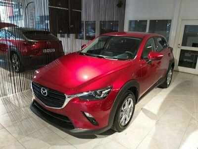 begagnad Mazda CX-3 SUV 2,0 121 hk Aut Vision OMG. Lev. 10- Års Garanti