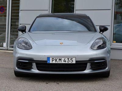 begagnad Porsche Panamera 4S V8 Diesel 422hk - Euro6