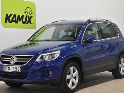 begagnad VW Tiguan 2.0TDI 4Motion DSG Plus Sport