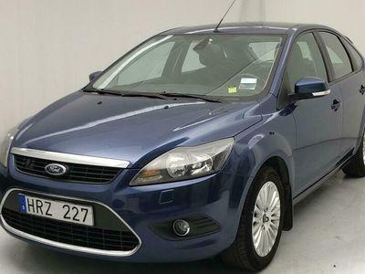 begagnad Ford Focus 1.8 Flexifuel 5dr