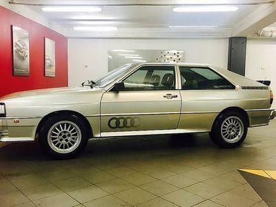 gebraucht Audi Quattro Ur Original -83