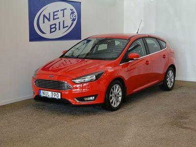 used Ford Focus 1.0 125hk EcoBoost Titanium