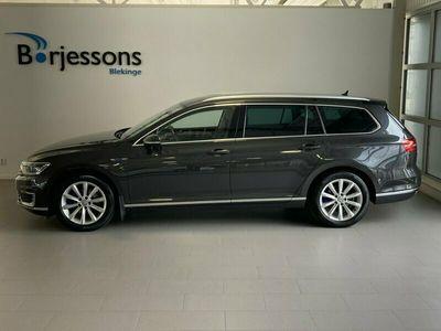 begagnad VW Passat Variant GTE DSG Executive Business