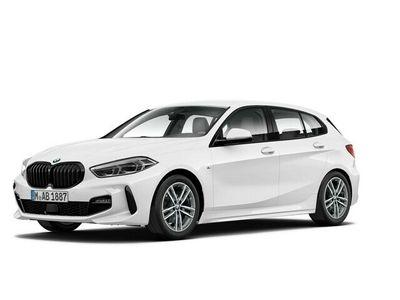 begagnad BMW 118 i M Sport Navi Automat Rattvärme