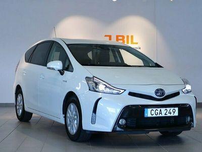 begagnad Toyota Prius+ Prius1.8 Hybrid 7-Sits - Backkamera, Keyless