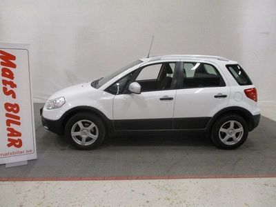 brugt Fiat Sedici 1.6 4x4 120 Hk Manuell 5d