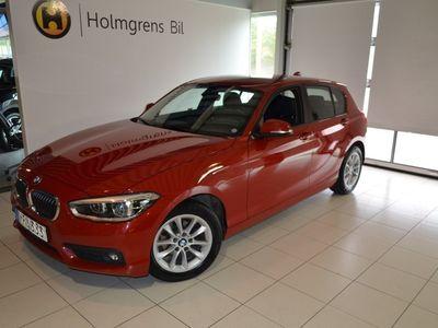 begagnad BMW 118 i Aut
