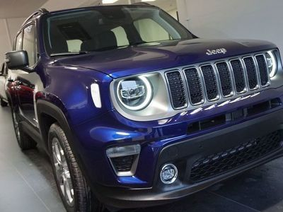 begagnad Jeep Renegade 1.0 GSE T3 120CV S&S LIMITED FWD