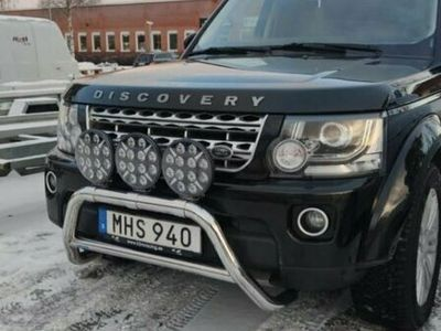 begagnad Land Rover Discovery