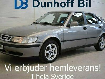 begagnad Saab 9-3 2.0 T 150hk Automat 1 Ägare