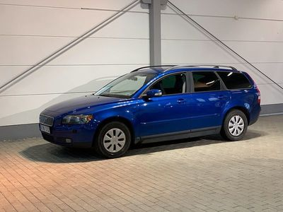 begagnad Volvo V50 1.8 Flexifuel Momentum