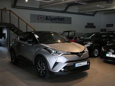 begagnad Toyota C-HR 1.2 AWD CVT Euro 6 116hk -16
