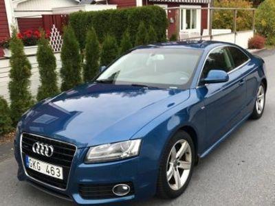 begagnad Audi Coupé