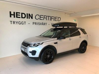 begagnad Land Rover Discovery Sport 2.0 TD4 4WD 180hk Luxury Edition