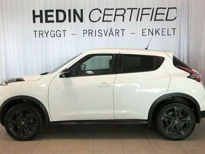 """begagnad Nissan Juke 1.6L 117 CVT N - CONNECTA COLOR P BLACK 18"""""""