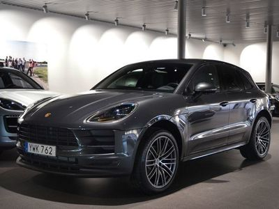 used Porsche Macan - Facelift // Drive and Fly 18/1-18/2