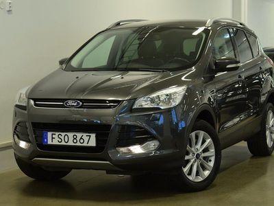 usata Ford Kuga 2.0 TDCi 4x4 Titanium 2015, SUV 179 900 kr