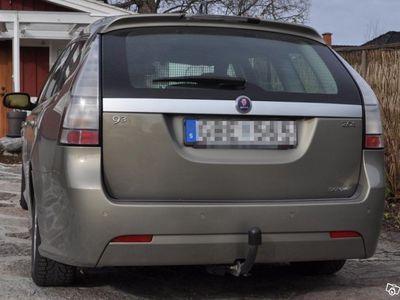 begagnad Saab 9-3 2.0t Vector BioPower -08