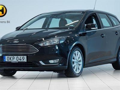 begagnad Ford Focus 1.0T EcoBoost Titanium