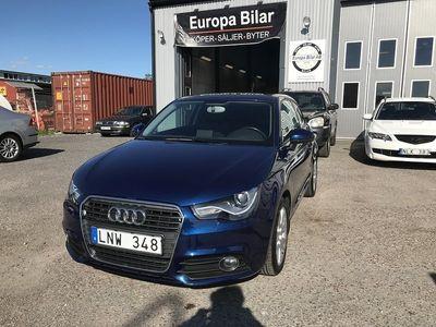 used Audi A1 1.2 TFSI Pro Line SV-SÅLD AUX KAMKED -11