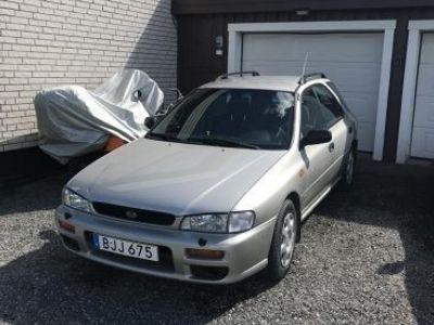 gebraucht Subaru Impreza 2.0GL. AWD -99