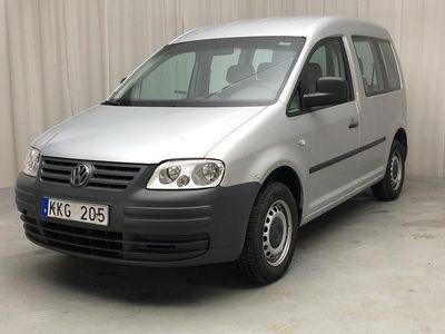 begagnad VW Caddy Life 2.0 EcoFuel (109hk)