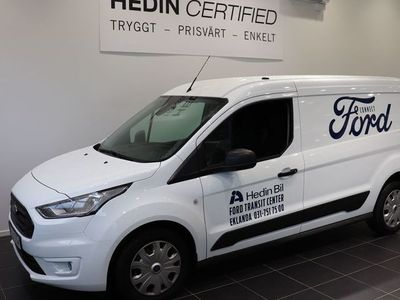 used Ford Transit Connect L2 1,5 l TdCi 120hk Manuell
