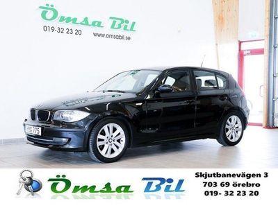 used BMW 118 d Advantage 143hk