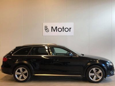 begagnad Audi A4 Allroad 2.0TFSI Q Sport Drag 211hk