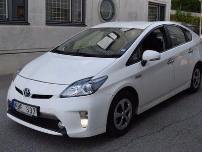 begagnad Toyota Prius Plug-in Hybrid 1.8 VVT-i + 3JM C -12