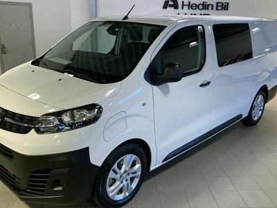 begagnad Opel Vivaro E -CREW VAN BUSINESS L3 75KWH
