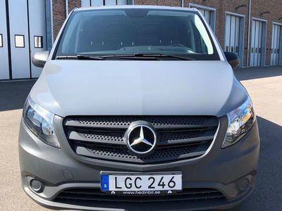 begagnad Mercedes Vito 111 Skåp Lång 114hk, Nyservad