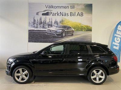begagnad Audi Q7 3.0 TDI Q S-LINE PANO NAVI DRAG