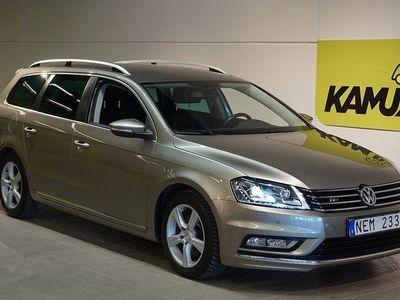 begagnad VW Passat Variant2.0 TDI GT 4-Motion Premium, R-LINE, DSG 2013, Kombi 174 500 kr