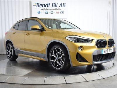 begagnad BMW X2 sDrive18i M-Sport/ Innovation/ VINTERHJUL