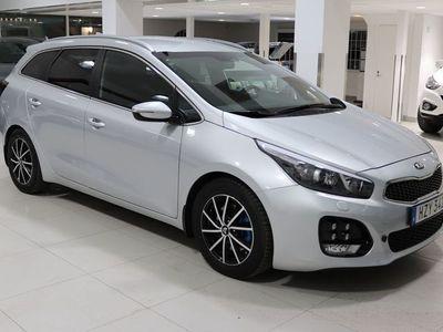 begagnad Kia cee'd Sportswagon 1.6 GDI DCT 135hk