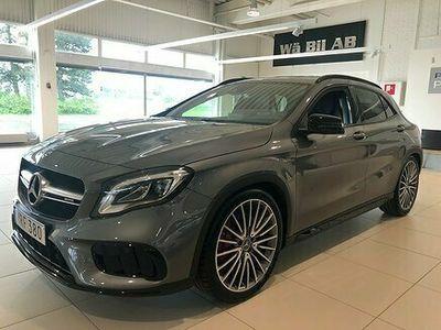 begagnad Mercedes GLA45 AMG AMG4MATIC 381hk