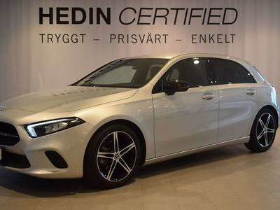 begagnad Mercedes A180 D //PROGRESSIVE LINE // NIGHTPACKAGE