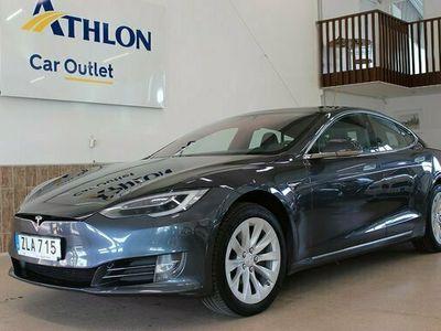 begagnad Tesla Model S 75D 333hk NAVI Backamera LEASBAR