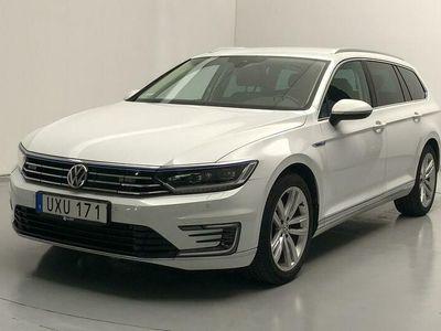 begagnad VW Passat 1.4 Plug-in-Hybrid Sportscombi GTE Executive Business