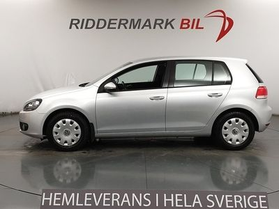 begagnad VW Golf VI 1.6 MultiFuel E85 5dr (102hk) Style