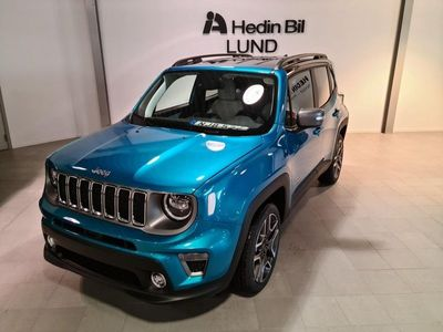 begagnad Jeep Renegade